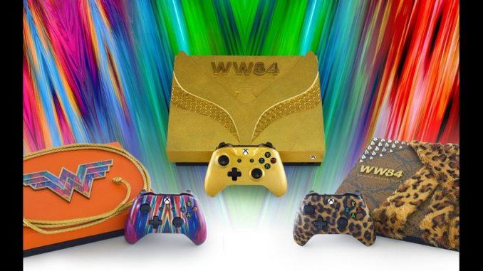 Xbox WW84 Mujer Maravilla