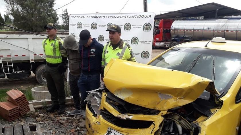Condena alias 'El Bagre' por homicidio de taxistas