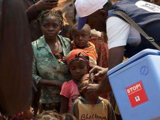 África libre de polio, la OMS lo declaró