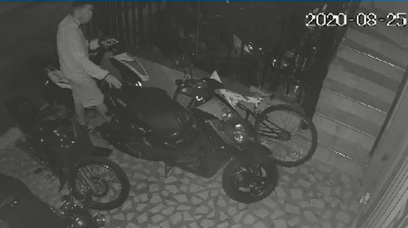 robo de moto en manrique