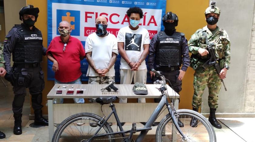 Banda La 24 en el Suroccidente de Medellin