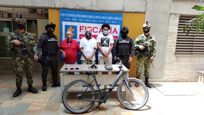 Banda La 24 en el Suroccidente de Medellin1