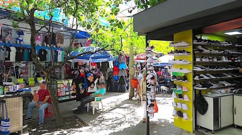 Comercio centro de Medellin ilustrativa noticias 1