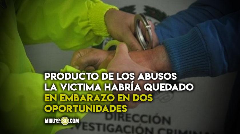 Detencion preventiva para hombre que habria abusado sexualmente de su sobrina