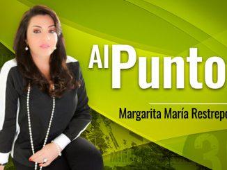 Margarita Maria Restrepo Al punto 98