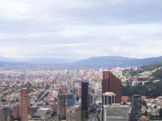 Panoramica ciudada de Bogota capital del pais noticias