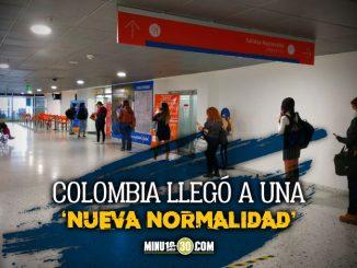 Que nostalgia Asi lucen los aeropuertos en su primer dia de apertura tras pandemia