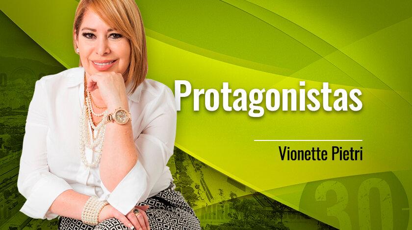 Vionette Pietri Protagonistas 92