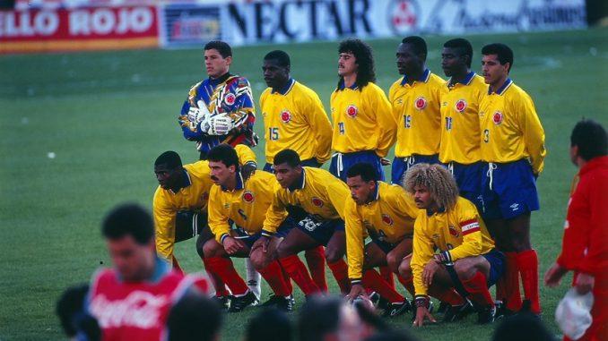 27 años del 5-0 de Colombia- Argentina