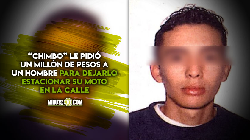 A prision alias Chimbo presunto criminal de La Divisa