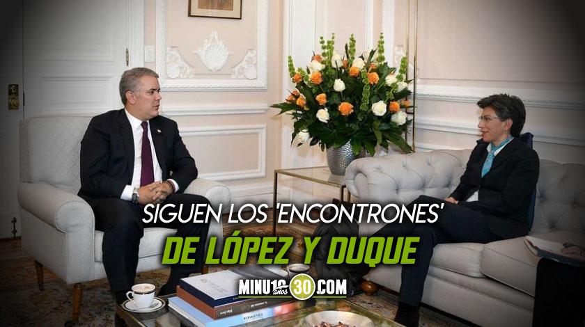 Diferencias entre Ivan Duque y Claudia Lopez protocolo de protestas noticias