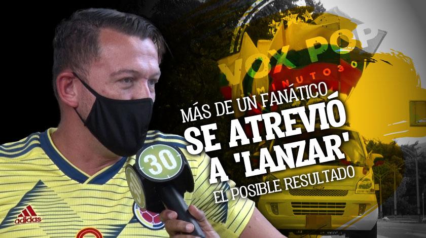 Expectativa Seleccion Colombia partido vs Venezuela Medellin Eliminatorias