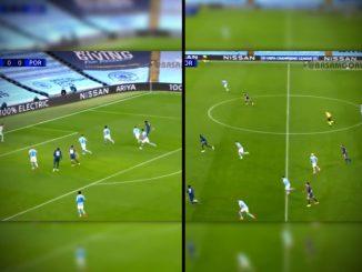 Gol de Luis Diaz en Champions contra el Manchester City