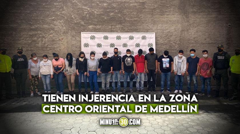 Judicializados presuntos cabecillas e integrantes de la estructura delincuencial Los Morrochispas