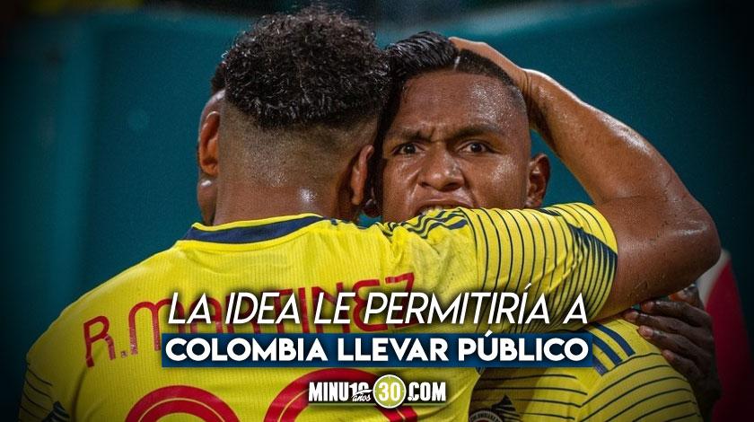 Jugara en Miami la Seleccion Colombia ante Uruguay Presidente del FCF respondio