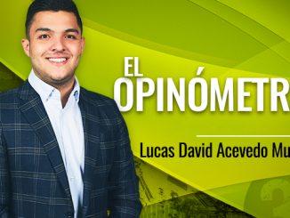 Lucas David Acevedo Munoz EL OPINOMETRO 750X375