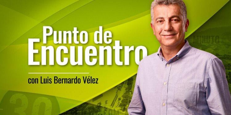 Luis Bernardo Velez Punto de Encuentro tn