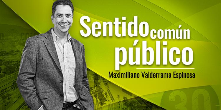 Maximiliano Valderrama Sentido comun publico1