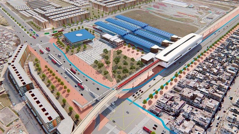 Metro de Bogota transporte capital del pais noticias