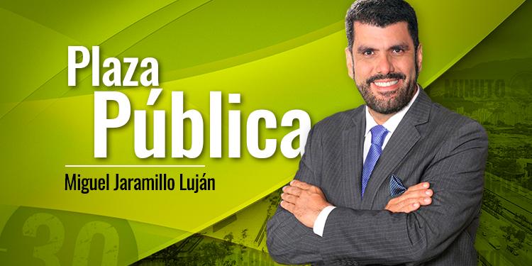 Miguel Jaramillo Lujan Plaza Publica tn