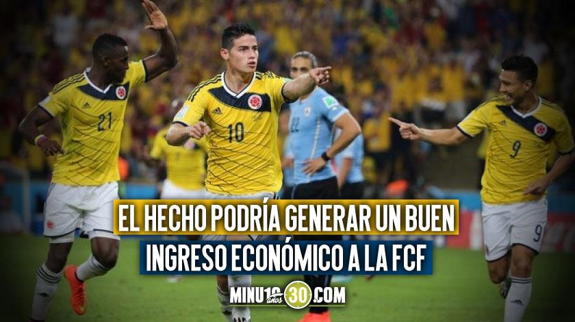 Partido entre Colombia y Uruguay por las Eliminatorias podria jugarse en el