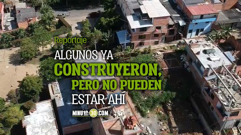 Que chicharron En Villa Hermosa estafaron a mas de 120 familias les vendieron predios privados que eran de la Alcaldia