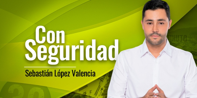Sebastian Lopez Valencia Con Seguridad tn