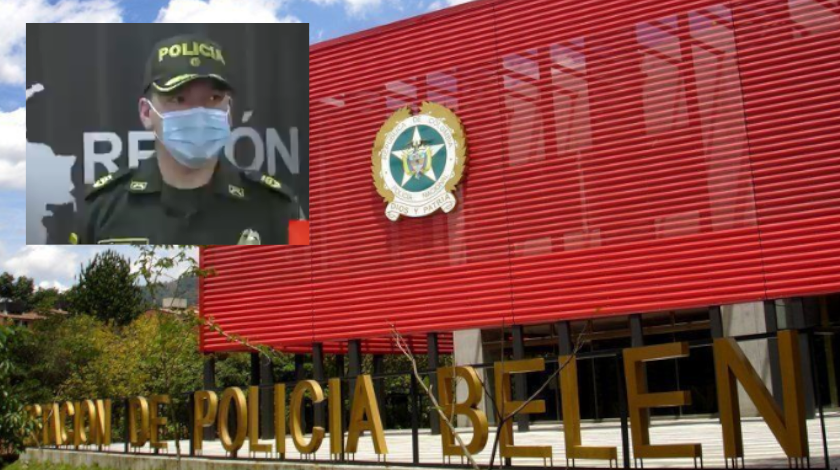 fuga estacion de policia de belen