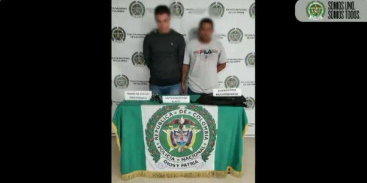 ladrones suramericana