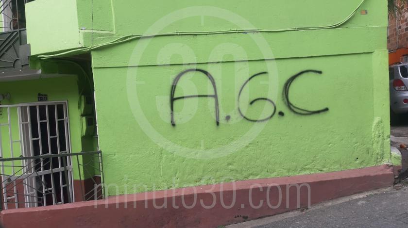 Autodefensas Gaitanistas de Colombia en la sierra medellin 2