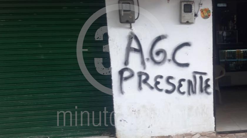 Autodefensas Gaitanistas de Colombia en la sierra medellin 5