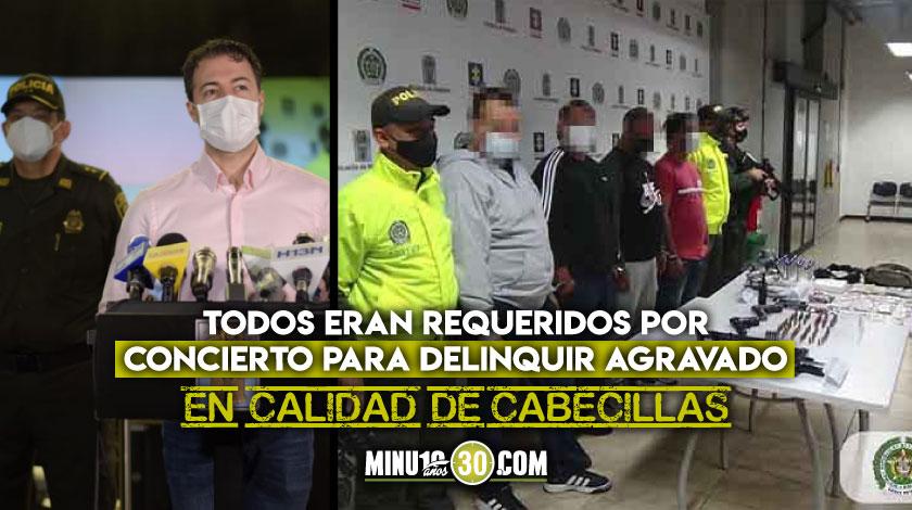 Cayo Duque el segundo cabecilla del grupo criminal Los Chatas