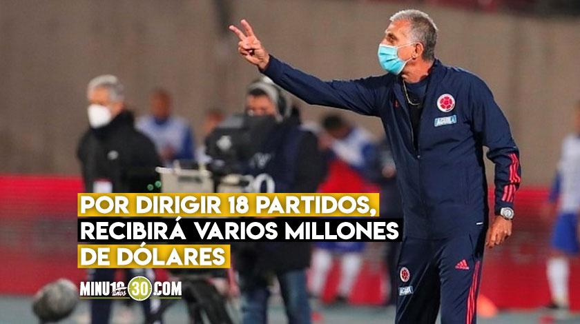 Desde Portugal confirman que Queiroz no sigue y se conoce la millonaria indemnizacion