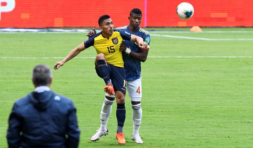 Ecuador vs Colombia 10