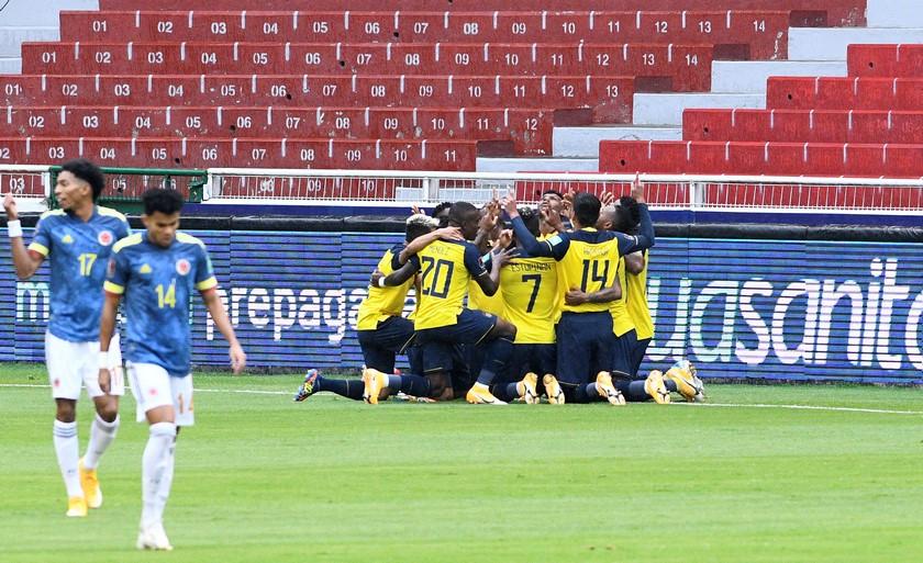 Ecuador vs Colombia 4