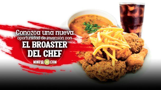 El Broaster del Chef