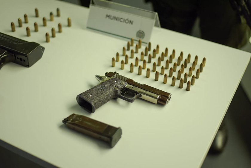 Foto: Policía Nacional.