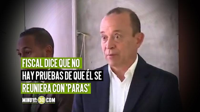 Fiscalia archiva investigacion por financiacion de paramilitares al hermano de Alvaro Uribe