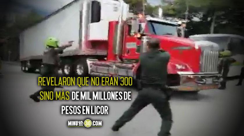 Fiscalia ya mando tras las rejas al que intento robarse una mula y protagonizo persecucion por la Medellin Bogota