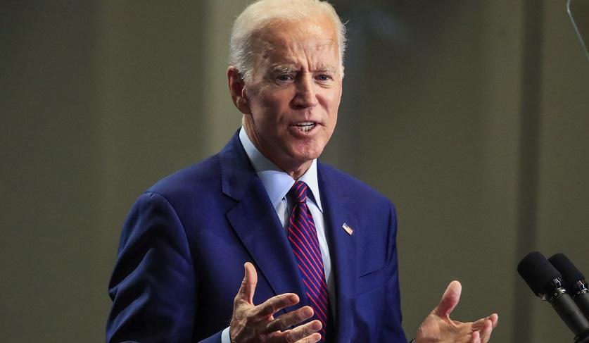 Joe Biden. EFETannen MauryArchivo