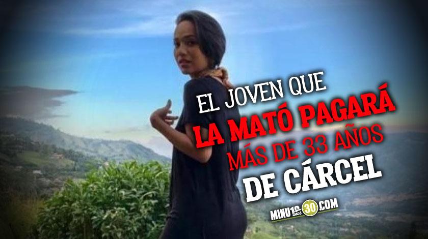 Juez resolvio el caso de Daniela Quinones estudiante de Eafit asesinada en Marmato Caldas