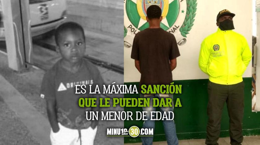 Le dieron 8 anos de detencion al sujeto que violo torturo y mato al pequeno Marlon Cuesta