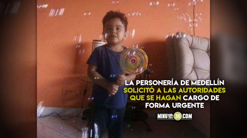 Madre denuncia que un venezolano rapto a su hijo