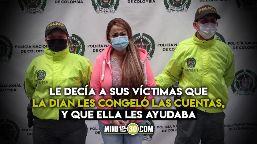 Que biblia Mujer estafo a 26 personas y les robo 800 millones en Medellin haciendose pasar como una gran empresaria
