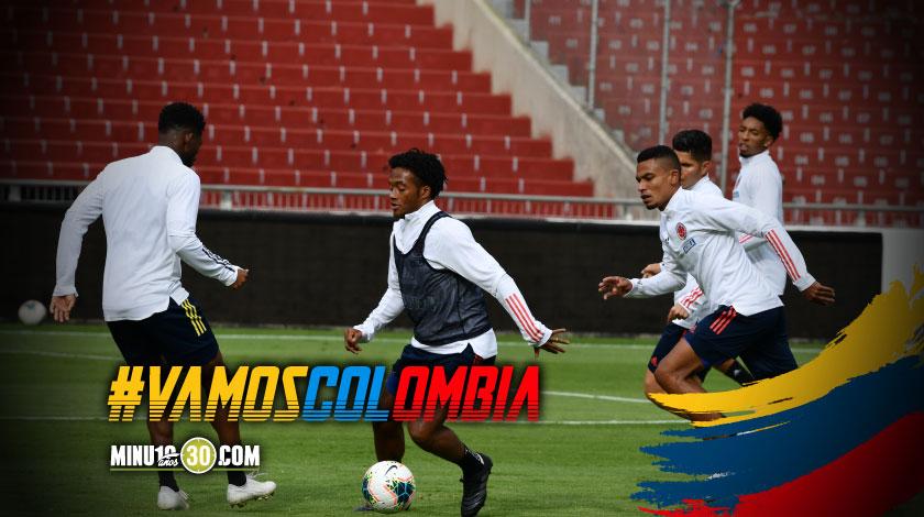 Seleccion Colombia 1