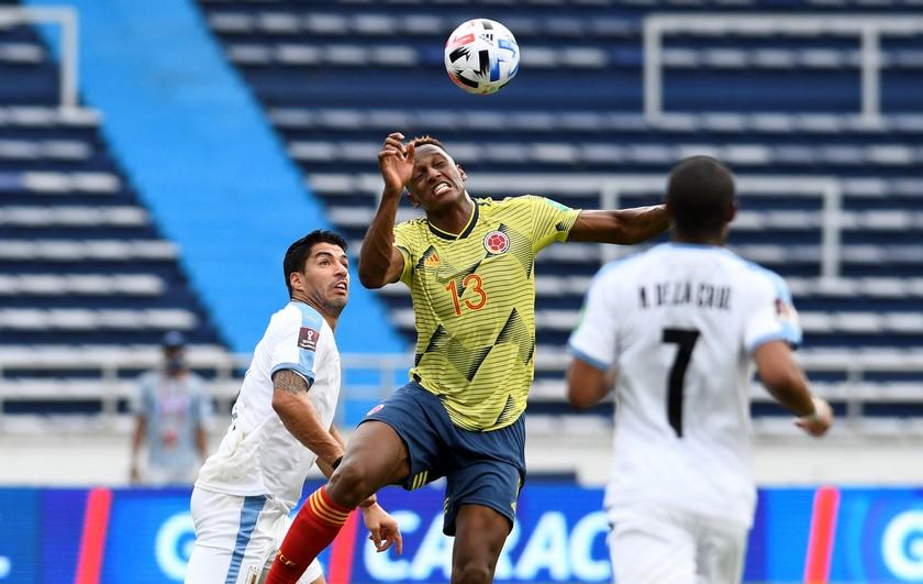 Seleccion Colombia vs Uruguay 3
