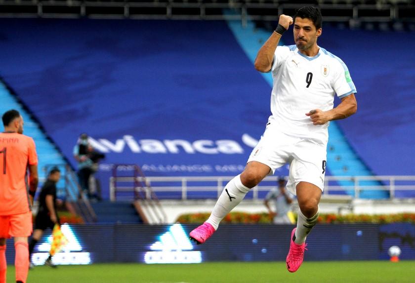Seleccion Colombia vs Uruguay 4
