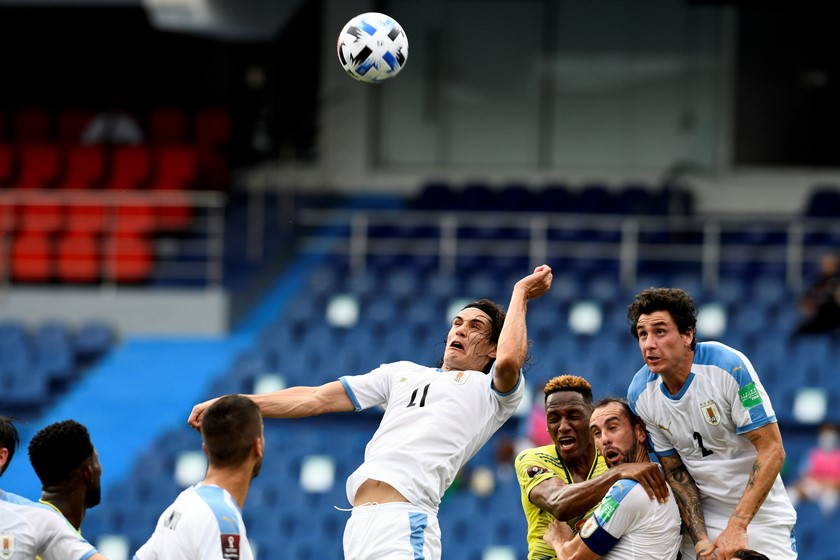 Seleccion Colombia vs Uruguay 6