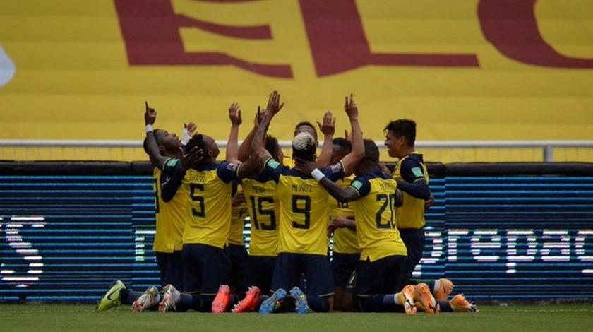 Seleccion Ecuador