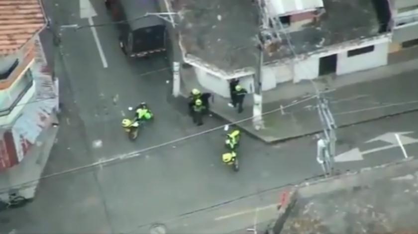 Vendedores de droga capturados en el municipio de Itagui